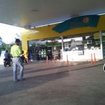 Photo taken at Petronas Bukit Beruntung by Alisa S. on 7/8/2012