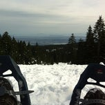 Photo taken at Cypress Provincial Park by Adam H. on 3/26/2012
