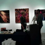 Photo taken at SCOPE Miami Art Show by Edwin R. on 12/2/2011