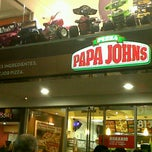 Photo taken at Papa John's by Tony S. on 1/15/2012