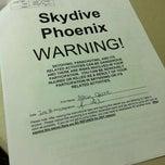 Photo taken at Skydive Arizona by Allison D. on 6/16/2012