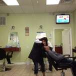 Photo taken at The Threading Salon by Samanthi H. on 6/5/2012