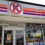 Photo taken at サークルK (Circle-K) 京都一乗寺店 by Evangelization on 3/27/2012