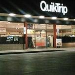 Photo taken at QuikTrip by Melinda C. on 4/9/2012