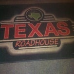 Photo taken at Texas Roadhouse by Virginea on 6/9/2012