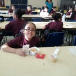 Photo taken at Maria L. Varisco Rogers Charter School by Rachel P. on 8/27/2012