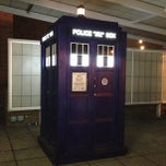 Photo taken at BBC Television Centre by Paul F. on 1/31/2013