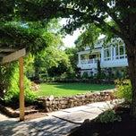 Photo taken at Bedford Village Inn by Catherine B. on 6/19/2013