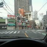 Photo taken at ファルマン通り交差点 by yoshi_rin on 5/26/2013