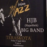 Photo taken at Jajan Jazz - Teras Kota by Gatot Eka S. on 4/5/2013
