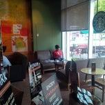 Photo taken at Starbucks by Rania A. on 9/7/2013