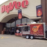 Photo taken at Hy-Vee by KC Masterpiece F. on 7/23/2013