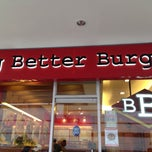 Photo taken at Big Better Burgers by dong D. on 8/26/2013