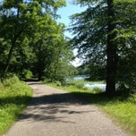 Photo taken at Rockefeller State Park Preserve by Jenna R. on 6/19/2013