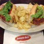 Photo taken at Jason's Deli by Michele M. on 3/2/2013