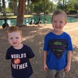 Photo taken at Encanto Playground by Will B. on 11/13/2014
