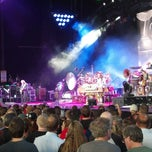 Photo taken at First Midwest Bank Amphitheatre by Alexis M. on 6/29/2013