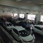 Photo taken at Автомастер (салон Renault, Yamaha) by Stefan K. on 3/13/2014