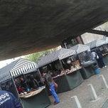 Photo taken at Feira de Antiguidades do Masp by Eduardo A. on 10/14/2012