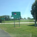 Photo taken at NC/SC Border by Angela K. on 5/27/2013