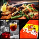 Photo taken at La Paella by Tanya Gail G. on 4/23/2013