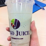 Photo taken at Jugo Juice by Megan H. on 4/24/2013