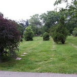 Photo taken at Park Lawn Cemetery by Sidd R. on 6/29/2013