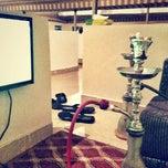 Photo taken at Umam Cafe | مقهى اﻷمم by Adeeb F. on 4/17/2013