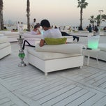 Photo taken at Nasimi Beach by Noura 8. on 5/25/2013