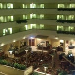 Photo taken at Sheraton West Des Moines Hotel by David T. on 4/14/2013