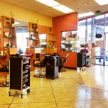 Photo taken at Fantastic Sams Hair Salons by Paul V. on 1/19/2013