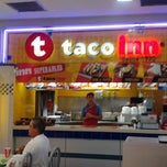 Photo taken at Taco Inn Centro Comercial Galerias by Dagoberto L. on 4/21/2013