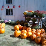 Photo taken at Dearoff Orchards and Winery by Stephanie R. on 9/22/2012
