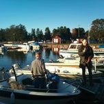 Photo taken at Stenö Båt Klubb by Keith R. on 10/11/2012