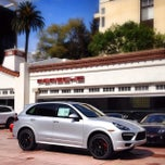 Photo taken at Beverly Hills Porsche Showroom by JayChan on 2/27/2014