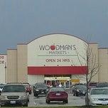 Photo taken at Woodman's Food Market by Ryan M. on 8/31/2013