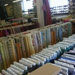 Photo taken at PA Fabric Outlet by Bryce T. on 4/5/2013