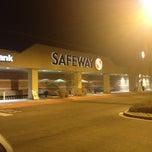Photo taken at Safeway by Destiny D. on 12/23/2012