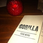 Photo taken at Gorilla by Suzanne F. on 3/13/2013