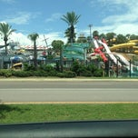 Photo taken at Big Kahuna's Water & Adventure Park by Jenny V. on 7/18/2013