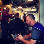 Photo taken at No Grease Barbershop by PlayingToWin T. on 4/1/2013