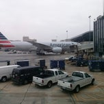 Photo taken at Gate 47A by Asholiday on 10/24/2013