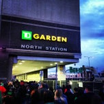 Photo taken at MBTA North Station by Greg B. on 3/29/2013