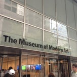 Photo taken at Museum of Modern Art (MoMA) by Francisco B. on 7/25/2013