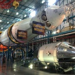 Photo taken at Apollo/Saturn V Center by Nick R. on 4/16/2013