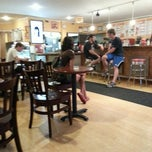 Photo taken at Eggroll Cafe by Genevieve D. on 7/18/2013