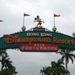 Photo taken at Hong Kong Disneyland 香港迪士尼樂園 by Jeremy B. on 4/26/2013
