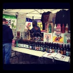 Photo taken at Rogue at Saturday Market by Gladys on 11/24/2012