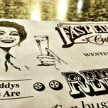 Photo taken at Fast Eddy's Cafe by Patrick S. on 2/13/2013
