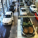 Photo taken at BMW АВТОDOM - СПб by Dmitriy S. on 9/15/2013